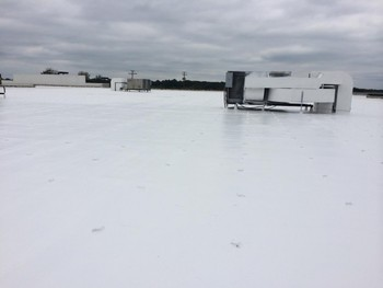 After Commercial Roofing at West Union Town and Country, OH